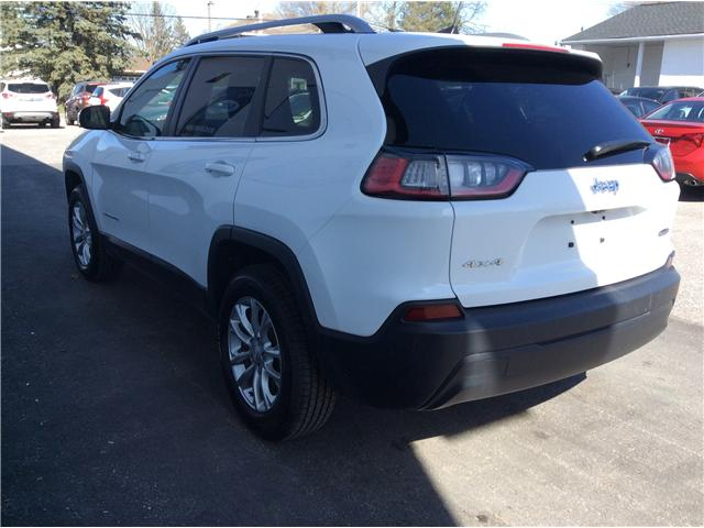 2019 Jeep Cherokee North (Stk: 190576) in Kingston - Image 5 of 20
