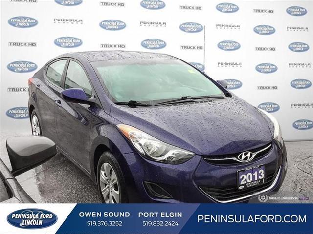 2013 Hyundai Elantra GLS (Stk: 1714A) in Owen Sound - Image 1 of 24