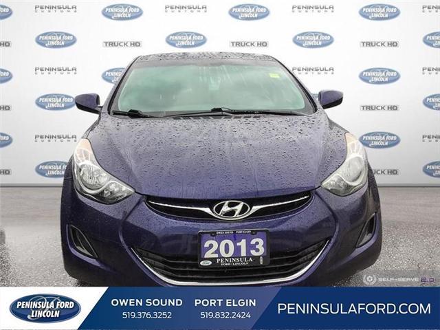 2013 Hyundai Elantra GLS (Stk: 1714A) in Owen Sound - Image 2 of 24
