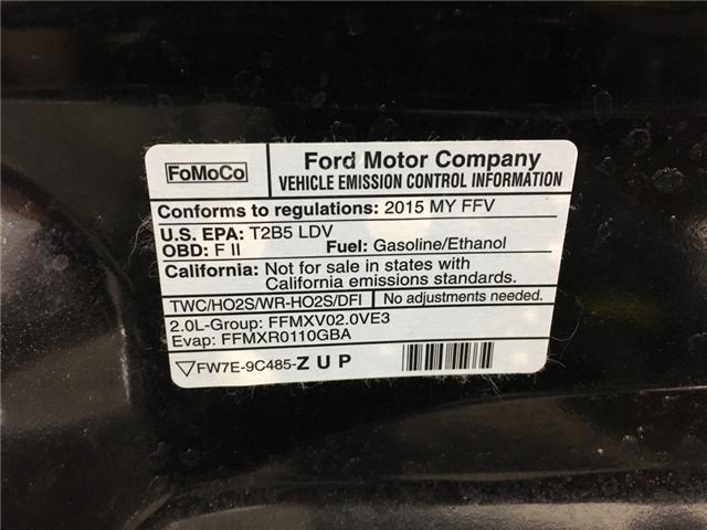 2015 Ford Focus SE (Stk: 34261JA) in Belleville - Image 19 of 22