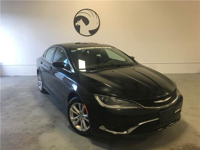 2016 Chrysler 200 Limited (Stk: 1092) in Halifax - Image 1 of 18