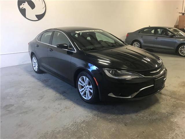 2016 Chrysler 200 Limited (Stk: 1092) in Halifax - Image 4 of 18