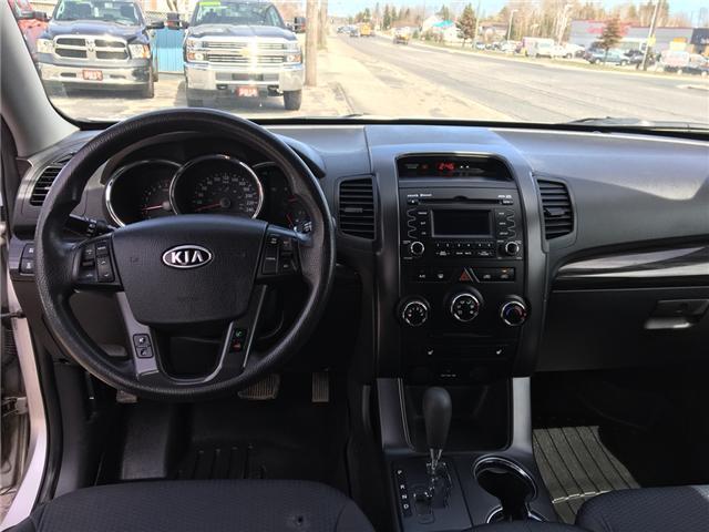 2012 Kia Sorento LX V6 (Stk: 1880) in Garson - Image 6 of 10