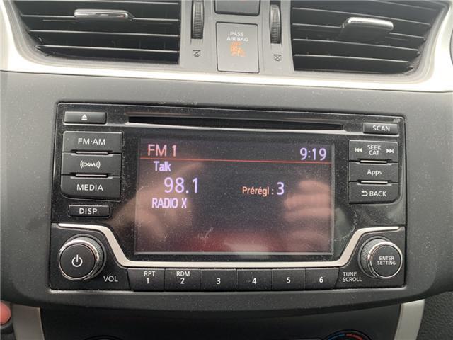 2015 Nissan Sentra 1.8 S (Stk: 21784) in Pembroke - Image 6 of 11