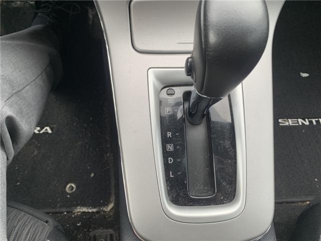 2015 Nissan Sentra 1.8 S (Stk: 21784) in Pembroke - Image 9 of 11