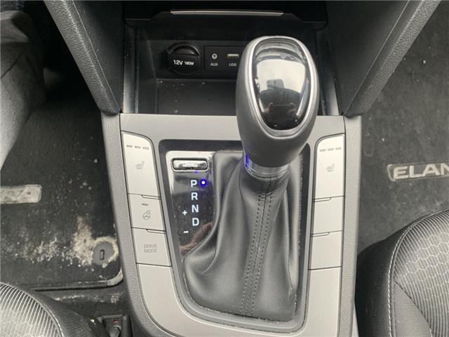 2018 Hyundai Elantra GL (Stk: 21790) in Pembroke - Image 9 of 10