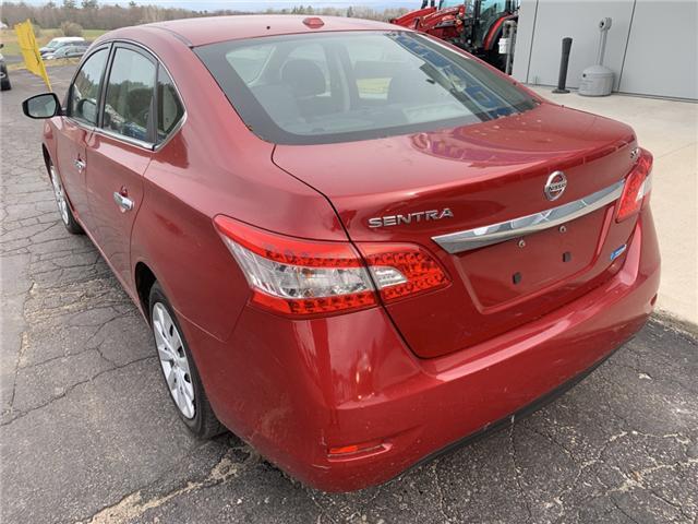 2014 Nissan Sentra 1.8 SR (Stk: 21793) in Pembroke - Image 3 of 9