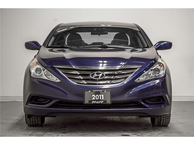 2011 Hyundai Sonata GL (Stk: C6467A) in Woodbridge - Image 2 of 21