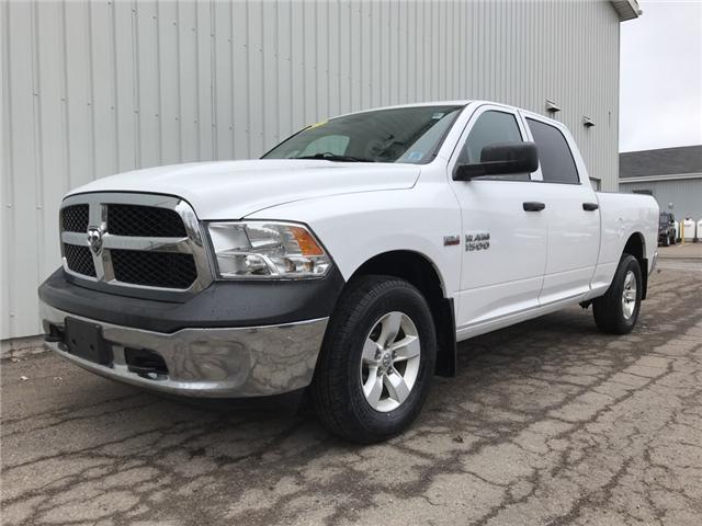 2015 RAM 1500 ST (Stk: U3411A) in Charlottetown - Image 1 of 20