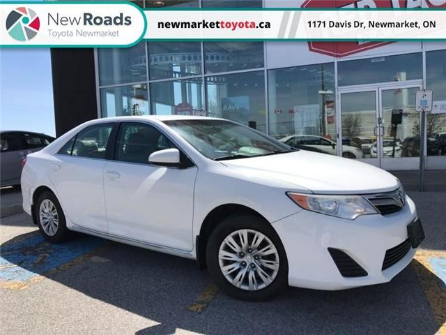 2012 Toyota Camry LE (Stk: 342211) in Newmarket - Image 1 of 15