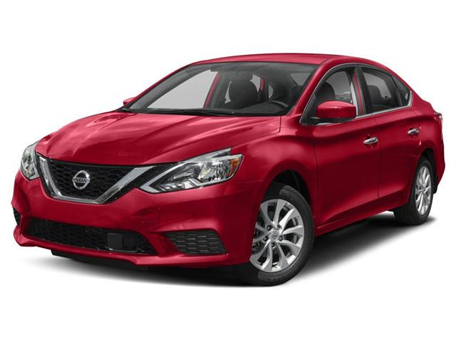 2019 Nissan Sentra 1.8 SV (Stk: U032) in Ajax - Image 1 of 9