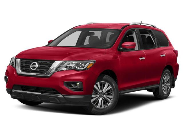 2019 Nissan Pathfinder SL Premium (Stk: U081) in Ajax - Image 1 of 9