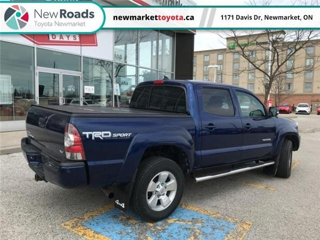 2015 Toyota Tacoma V6 (Stk: 342801) in Newmarket - Image 3 of 16