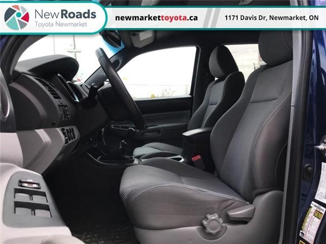 2015 Toyota Tacoma V6 (Stk: 342801) in Newmarket - Image 10 of 16