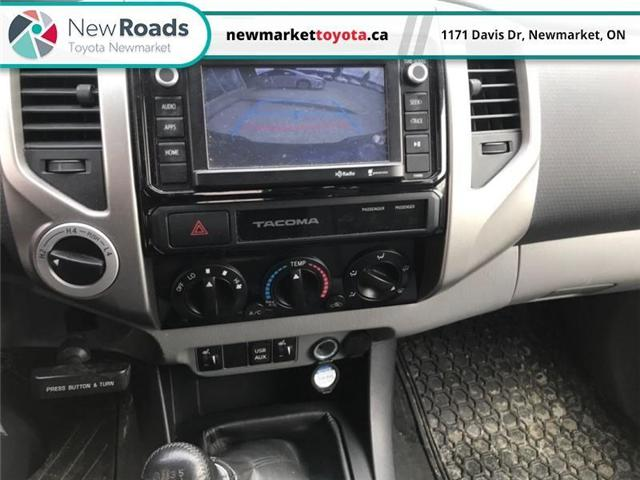 2015 Toyota Tacoma V6 (Stk: 342801) in Newmarket - Image 14 of 16