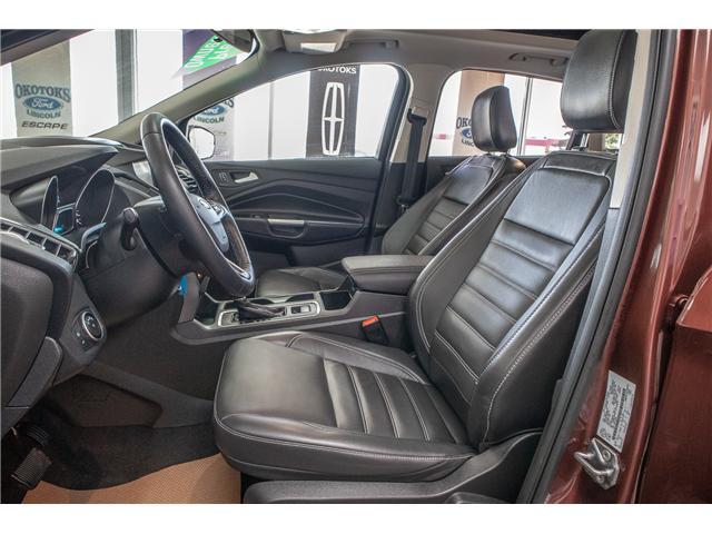 2018 Ford Escape SEL (Stk: B81431) in Okotoks - Image 9 of 22