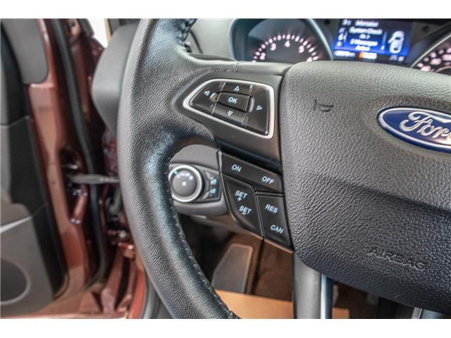 2018 Ford Escape SEL (Stk: B81431) in Okotoks - Image 18 of 22