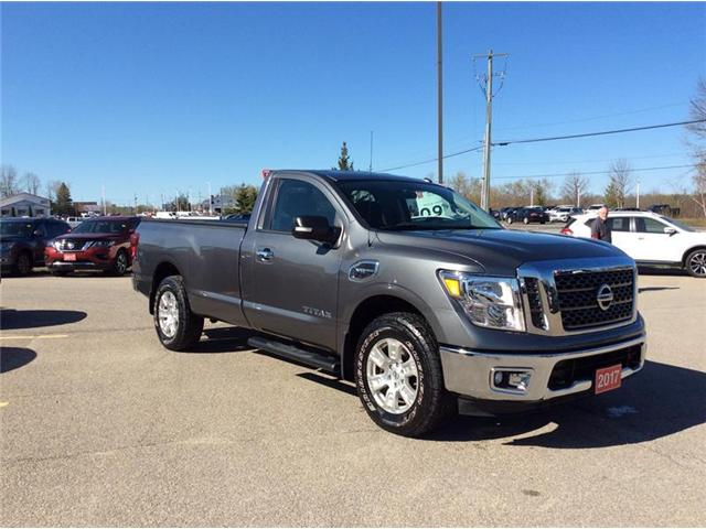 2017 Nissan Titan SV (Stk: 18-169A) in Smiths Falls - Image 7 of 11