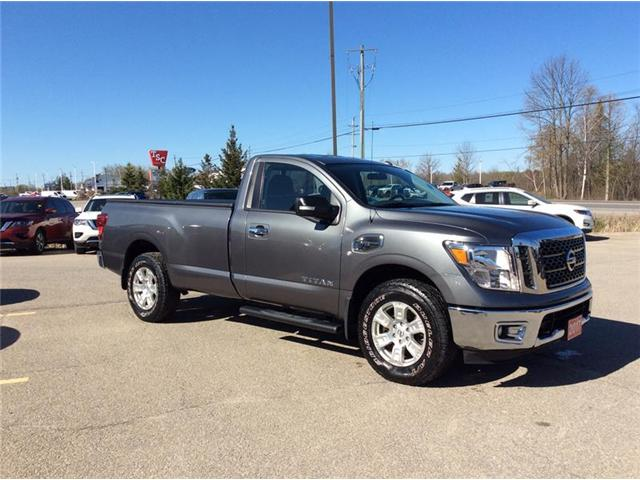 2017 Nissan Titan SV (Stk: 18-169A) in Smiths Falls - Image 8 of 11