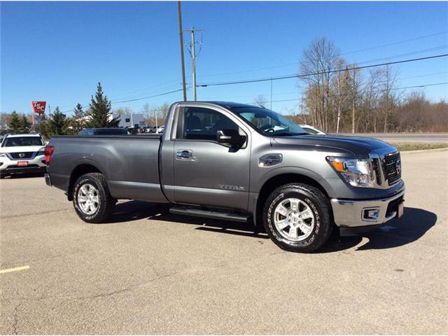 2017 Nissan Titan SV (Stk: 18-169A) in Smiths Falls - Image 9 of 11