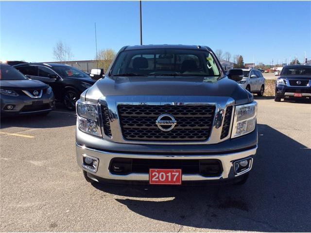2017 Nissan Titan SV (Stk: 18-169A) in Smiths Falls - Image 10 of 11