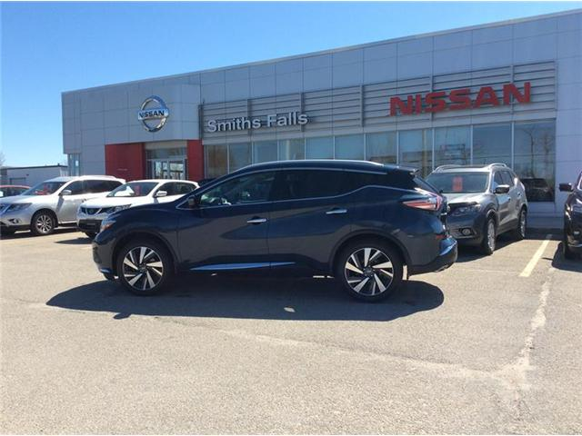 2016 Nissan Murano Platinum (Stk: 19-200A) in Smiths Falls - Image 2 of 13
