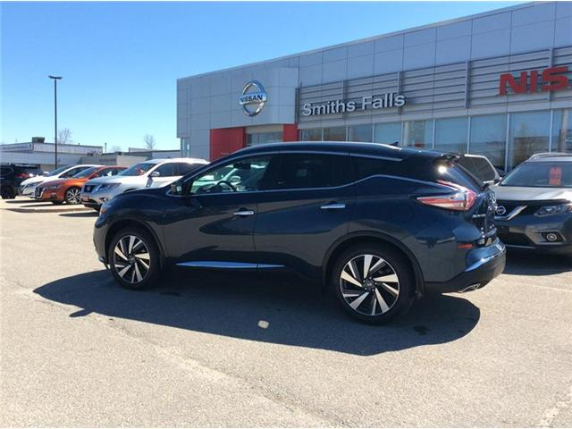 2016 Nissan Murano Platinum (Stk: 19-200A) in Smiths Falls - Image 3 of 13