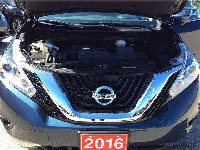 2016 Nissan Murano Platinum (Stk: 19-200A) in Smiths Falls - Image 12 of 13