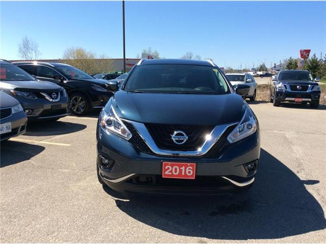 2016 Nissan Murano Platinum (Stk: 19-200A) in Smiths Falls - Image 13 of 13