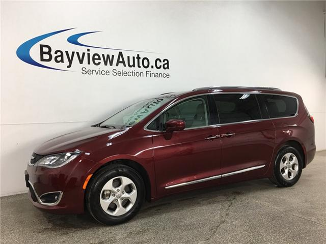 2017 Chrysler Pacifica Touring-L Plus (Stk: 34995W) in Belleville - Image 1 of 30