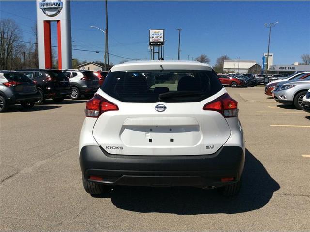2019 Nissan Kicks SV (Stk: 19-106) in Smiths Falls - Image 4 of 13