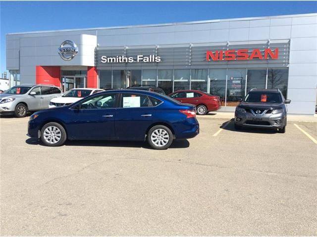2019 Nissan Sentra 1.8 S (Stk: 19-107) in Smiths Falls - Image 1 of 13