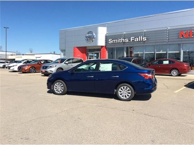2019 Nissan Sentra 1.8 S (Stk: 19-107) in Smiths Falls - Image 2 of 13