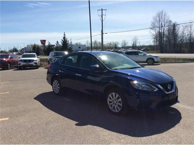 2019 Nissan Sentra 1.8 S (Stk: 19-107) in Smiths Falls - Image 3 of 13