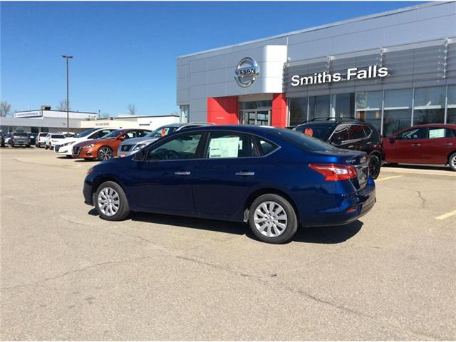 2019 Nissan Sentra 1.8 S (Stk: 19-107) in Smiths Falls - Image 4 of 13