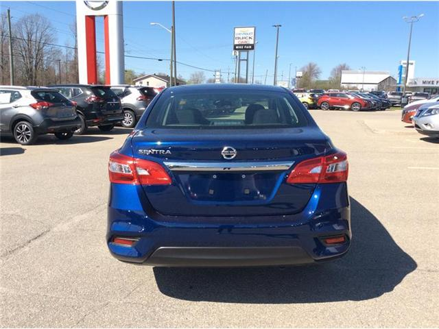 2019 Nissan Sentra 1.8 S (Stk: 19-107) in Smiths Falls - Image 5 of 13
