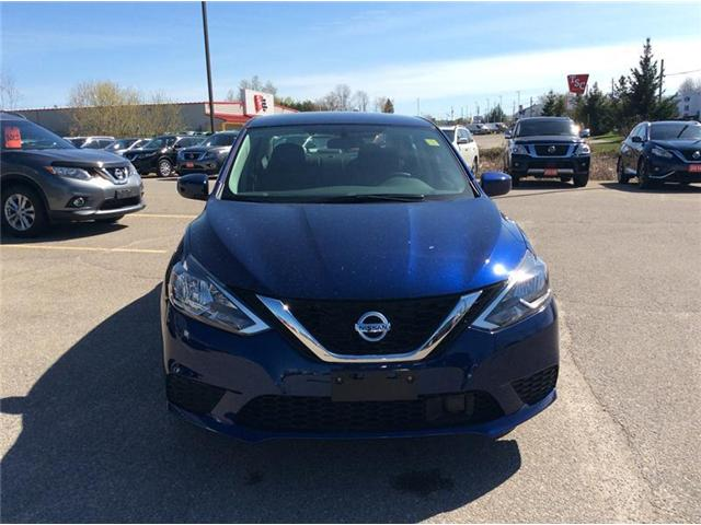2019 Nissan Sentra 1.8 S (Stk: 19-107) in Smiths Falls - Image 12 of 13
