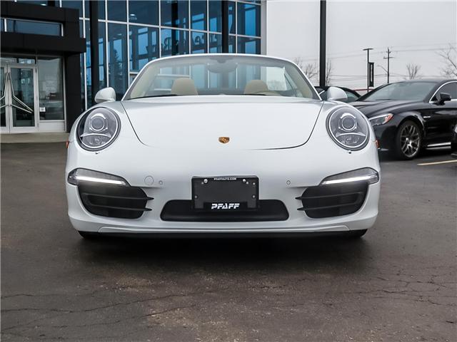 2013 Porsche 911 Carrera 4 (Stk: 38748A) in Kitchener - Image 2 of 23