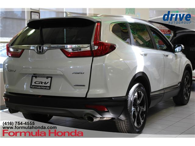 2019 Honda CR-V Touring (Stk: 19-0509D) in Scarborough - Image 7 of 25