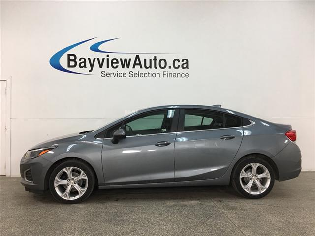 2019 Chevrolet Cruze Premier (Stk: 34960EW) in Belleville - Image 1 of 27