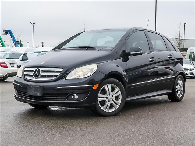 2006 Mercedes-Benz B-Class Turbo (Stk: K3741A) in Kitchener - Image 1 of 9