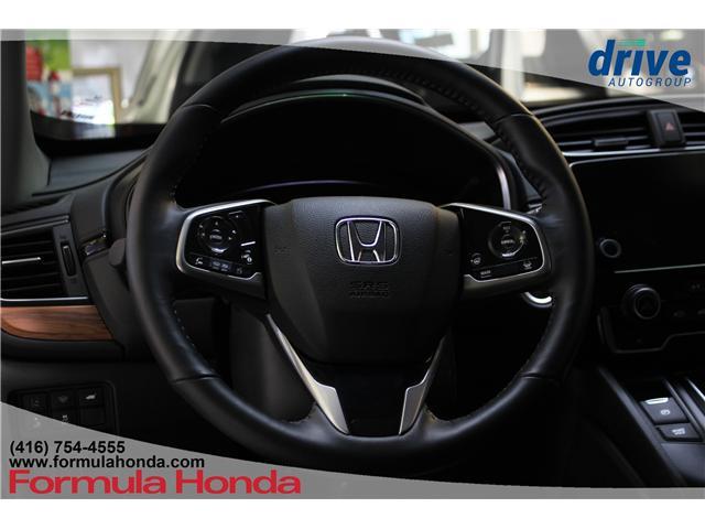 2019 Honda CR-V Touring (Stk: 19-0509D) in Scarborough - Image 10 of 25