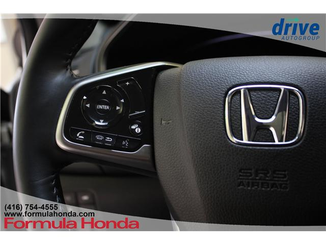 2019 Honda CR-V Touring (Stk: 19-0509D) in Scarborough - Image 14 of 25