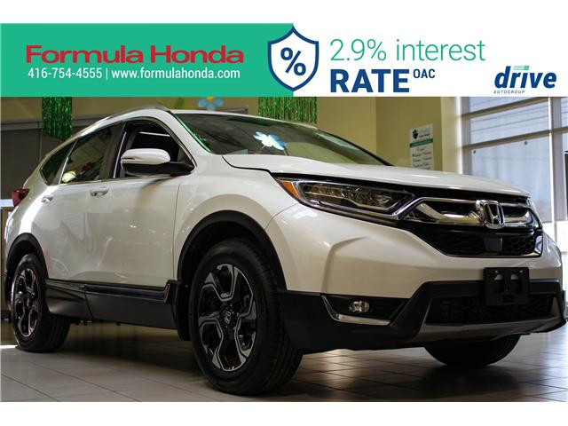 2019 Honda CR-V Touring (Stk: 19-0509D) in Scarborough - Image 1 of 25