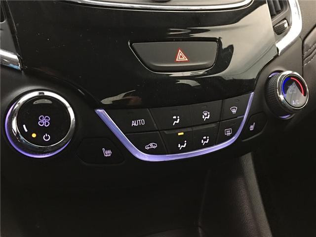 2019 Chevrolet Cruze Premier (Stk: 34960EW) in Belleville - Image 18 of 27