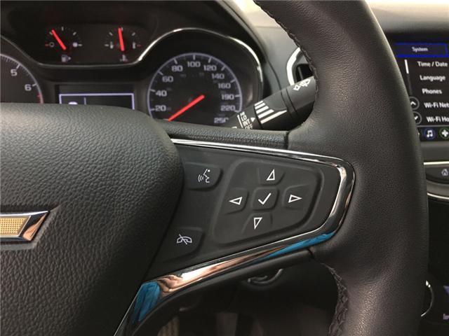 2019 Chevrolet Cruze Premier (Stk: 34960EW) in Belleville - Image 14 of 27
