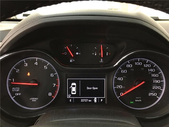 2019 Chevrolet Cruze Premier (Stk: 34960EW) in Belleville - Image 12 of 27
