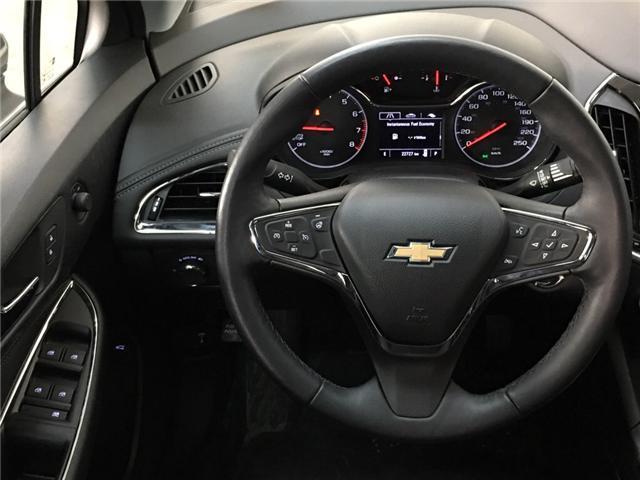 2019 Chevrolet Cruze Premier (Stk: 34960EW) in Belleville - Image 15 of 27
