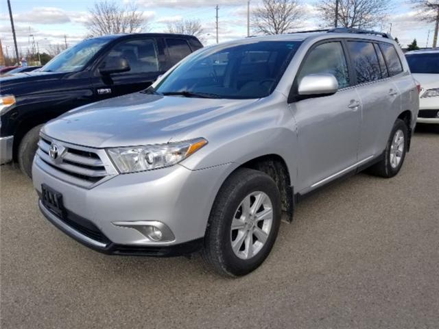 2012 Toyota Highlander V6 (Stk: 1904182) in Waterloo - Image 1 of 2