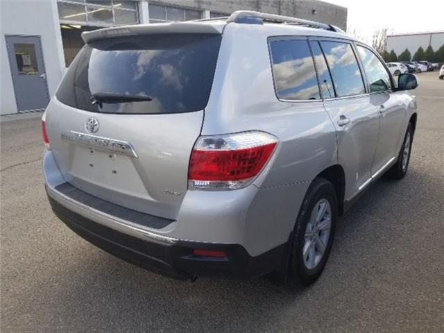 2012 Toyota Highlander V6 (Stk: 1904182) in Waterloo - Image 2 of 2